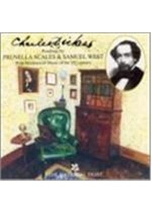 Charles Dickens - Readings From Charles Dickens (Scales, West)