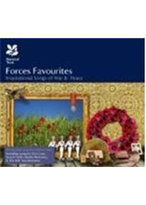 Various Artists - Forces Sweethearts And Heroes (Music CD)