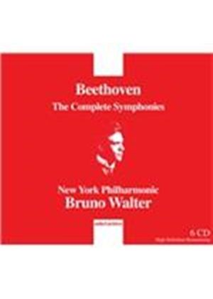 Beethoven: The Complete Symphonies (Music CD)