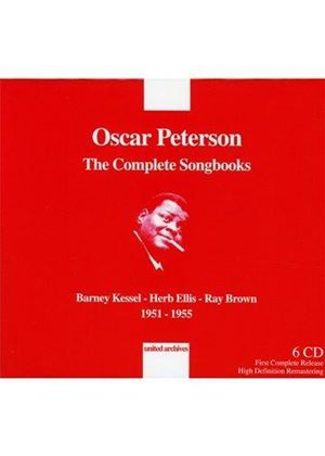 Oscar Peterson - The Complete Songbooks 1951-1955 (Music CD)
