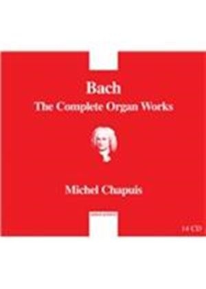 Bach: The Complete Organ Works (Music CD)