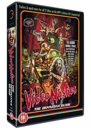 Video Nasties - The Definitive Guide (Standard Edition)