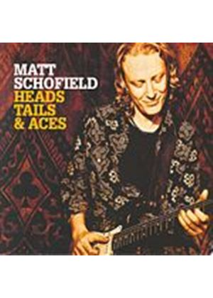 Matt Schofield - Heads, Tails & Aces (Music CD)