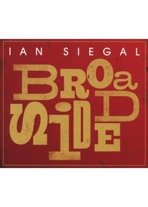 Ian Siegal - Broadside (Music CD)