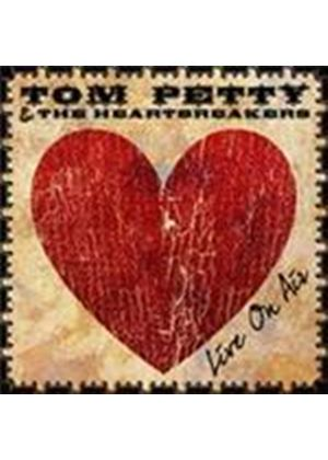 Tom Petty & The Heartbreakers - Live On Air (Music CD)