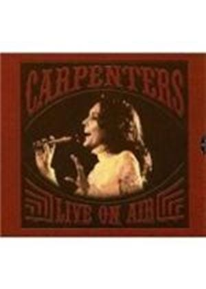Carpenters - Live On Air (Music CD)