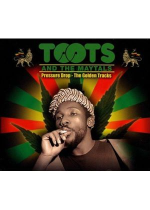 Toots & the Maytals - Pressure Drop (The Golden Tracks) (Music CD)