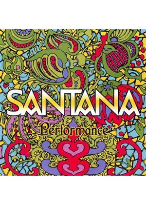 Santana - Performance (Music CD)