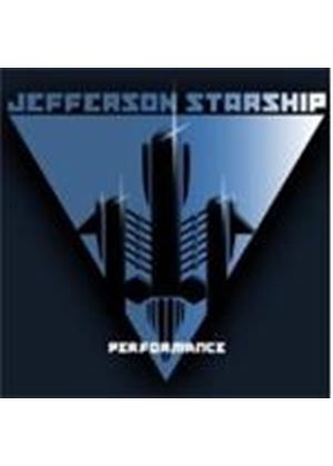 Jefferson Starship - Performance (Music CD)
