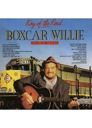 Boxcar Willie - King of the Road (Music CD)