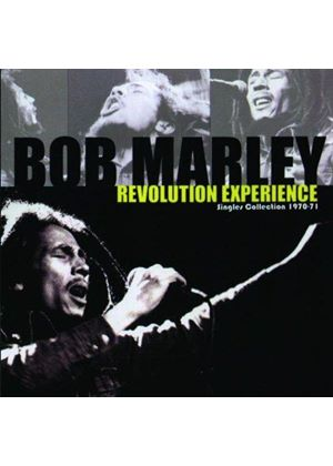 Bob Marley - Revolution Experience (Music CD)