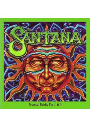 Santana - Tropical Spirits (Parts One and Two) (Music CD)