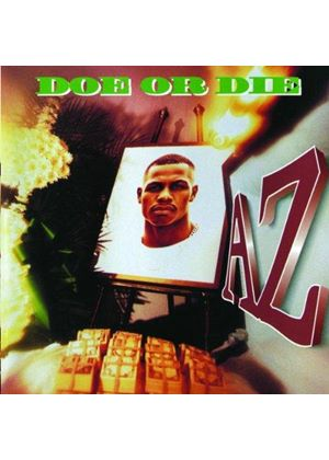 AZ - Doe or Die (Music CD)