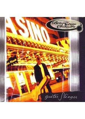 Brian Setzer - Guitar Slinger (Music CD)