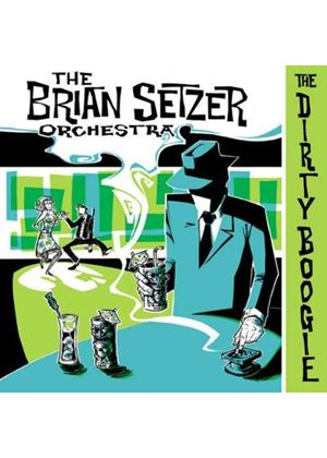 Brian Setzer - Dirty Boogie (Music CD)