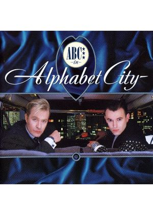 Abc - Alphabet City (Music CD)