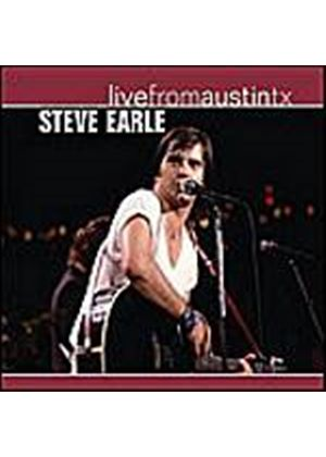 Steve Earle - Live From Austin, TX (Music CD)