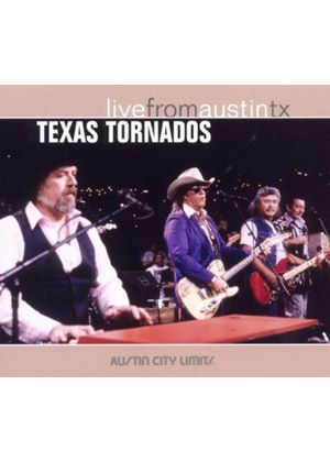 Texas Tornados - Live From Austin Tx (Music CD)