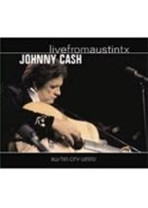 Johnny Cash - Live From Austin TX (Music CD)