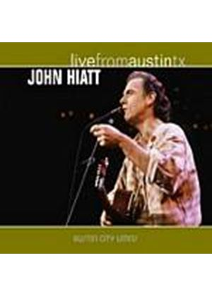 John Hiatt - Live From Austin, TX (Music CD)