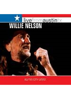 Willie Nelson - Live From Austin, TX (Music CD)