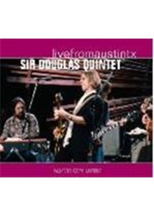 Sir Douglas Quintet (The) - Live From Austin TX