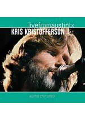 Kris Kristofferson - Live From Austin (Music CD)