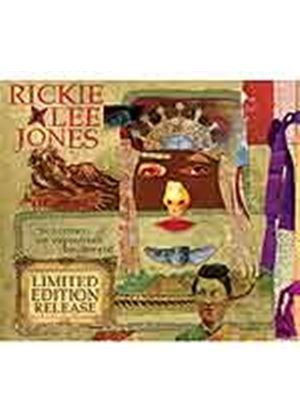 Rickie Lee Jones - The Sermon on Exposition Boulevard: (CD+DVD)