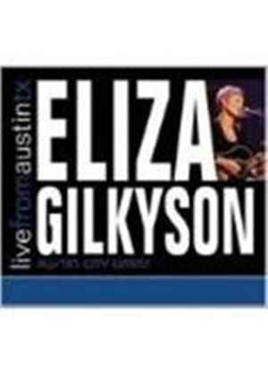 Eliza Gilkyson - Live From Austin TX (Music CD)