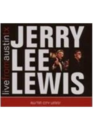 Jerry Lee Lewis - Live From Austin, TX (Music CD)
