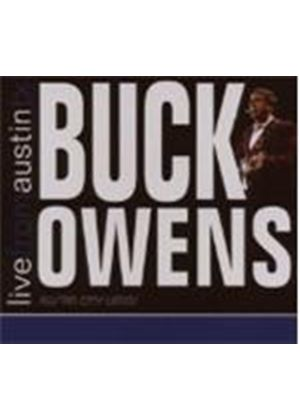 Buck Owens - LIVE FROM AUSTIN