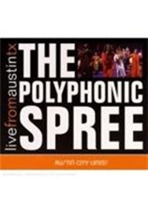 The Polyphonic Spree - Live From Austin Texas (Music CD)