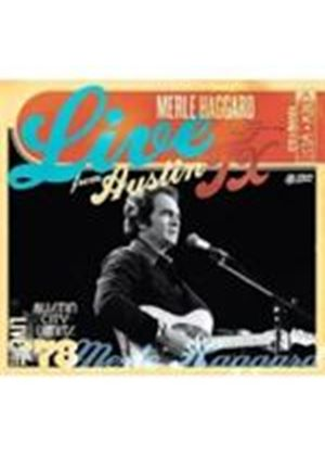 Merle Haggard - Live From Austin TX (+DVD)