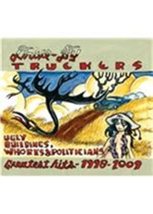 Drive-By Truckers - Ugly Buildings, Whores & Politicians (Greatest Hits 1998-2009) (Music CD)