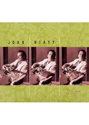 John Hiatt - Tiki Bar Is Open (Music CD)