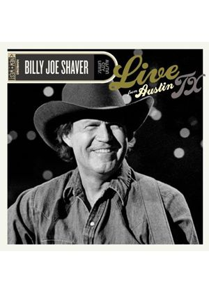 Billy Joe Shaver - Live from Austin TX (Live Recording) (Music CD)