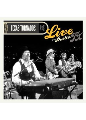 Texas Tornados - Live from Austin TX (Live Recording/+DVD)