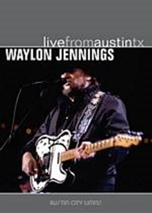 Waylon Jennings - Live From Austin, TX