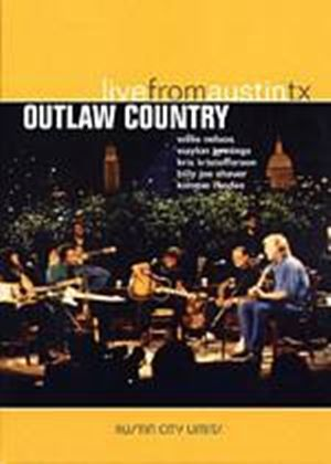 Outlaw Country (Live From Austin, Tx)(DVD) (Various Artists)