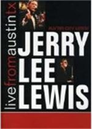 Jerry Lee Lewis - Live From Austin TX