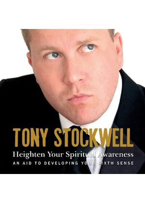 Tony Stockwell - Heighten Your Spiritual Awareness (Music CD)