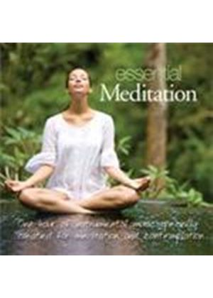 Patrick Kelly - Essential Meditation (Music CD)