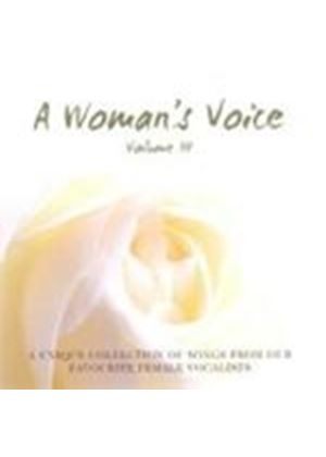Various Artists - A Woman's Choice, Vol. 3 (Music CD)