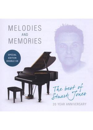 Stuart Jones - Melodies and Memories (Music CD)
