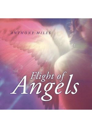 Anthony Miles - Flight of Angels (Music CD)