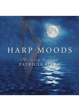 Patricia Spero - Harp Moods (Music CD)
