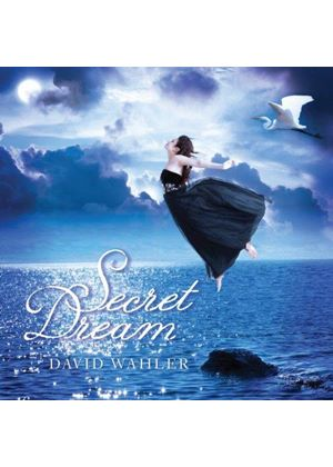 David Wahler - Secret Dream (Music CD)