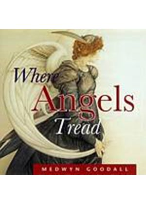 Medwyn Goodall - Where Angels Tread (Music CD)