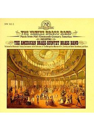 AMERICAN BRASS BAND QUI - YANKEE BRASS BAND