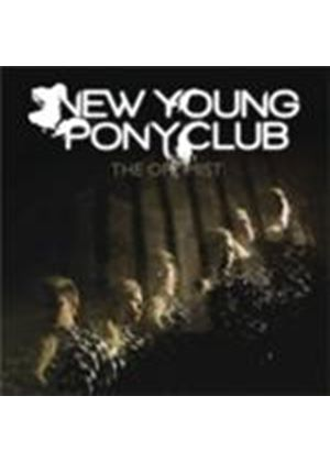 New Young Pony Club - Optimist, The (Music CD)